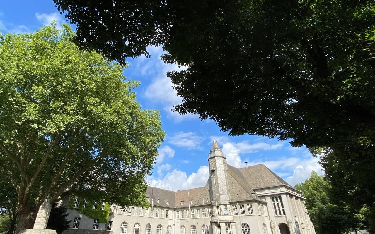 Das Rathaus in Schwerte