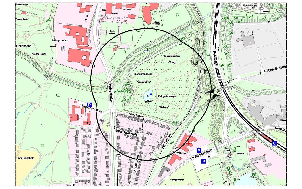 Bombenentschärfung In Dortmund